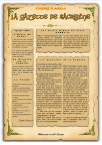 Le Bulletin du Jeudi 26 février