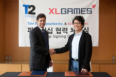 Take Two et XL Games s'associent pour développer un MMORPG