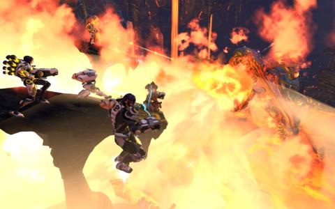 Firefall - Un nouveau baptême du feu pour Firefall, officiellement disponible aujourd'hui