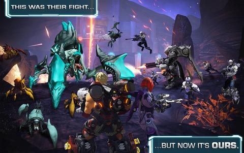 Firefall - Firefall mobilise ses troupes pour de nouveaux combats