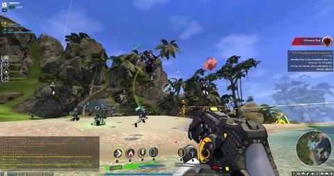 Firefall - Chronique du joueur itinérant - Le plaisir de tuer un développeur sur Firefall