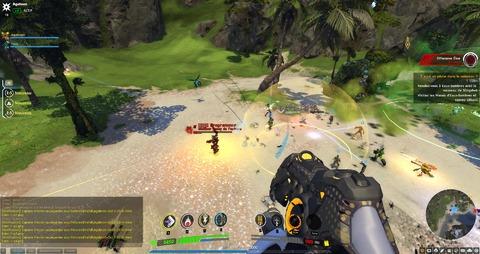 Firefall - Le retour de l'offensive Élue sur Firefall, les développeurs participent aux combats