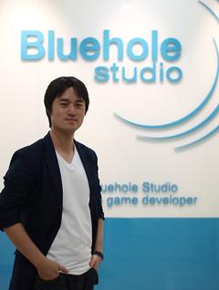 Harns Kim, producteur senior de Tera Online
