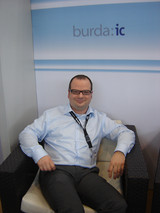 Achim Kaspers, Vice President Marketing de Burda:ic