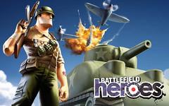 Les Héros du champ de bataille en français