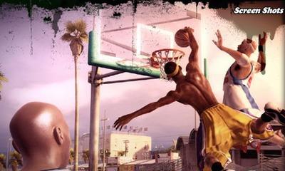 NBA Streets Online entre en bêta fermée