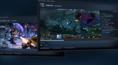 Valve propose un service de streaming avec Steam Broadcasting
