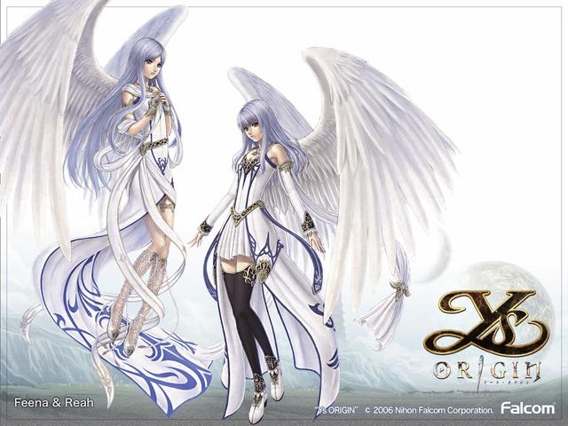 Ys : Origin