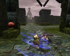 De nouvelles captures de Démon, Harpy et Mongbat