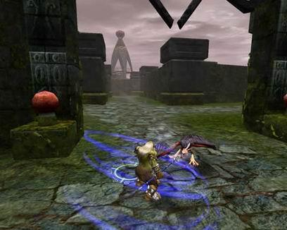 Ultima X - De nouvelles captures de Démon, Harpy et Mongbat