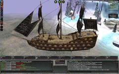 "La bateau ""Manowar"""