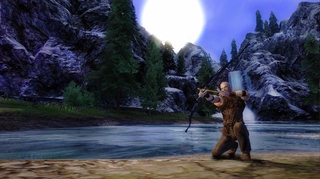 Darkfall Unholy Wars - Humain