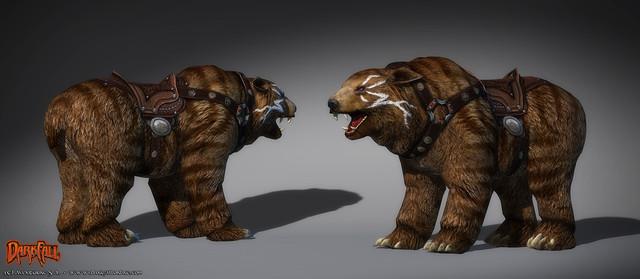 Tribeland Bear