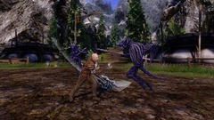 Darkfall Unholy Wars - Humain contre Imp