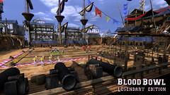 Terrain de Blood Bowl