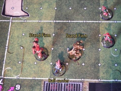 Blood Bowl - Un peu de Stabilité dans cette folie