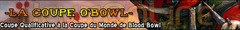 La Coupe O'bowl entame ses playoffs