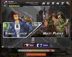 Nouvelle version du jeu