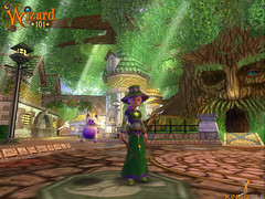 La version francophone de Wizard 101 est disponible