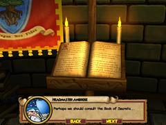Le livre des secrets