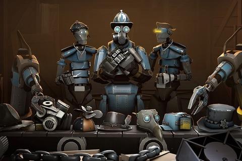 Valve - Plus de 10 millions de dollars pour les créateurs d'objets sur Team Fortress 2 et Dota 2
