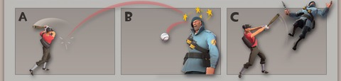 Team Fortress 2 - Le Scout update arrive : Présentation du Sandman