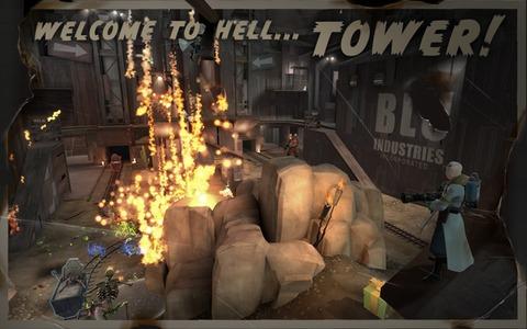 Team Fortress 2 - Scream Fortress pour basculer dans l'horreur