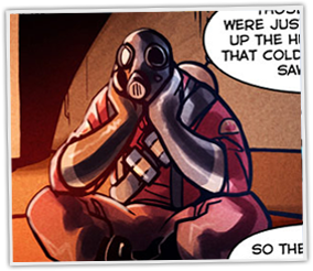 Team Fortress 2 - Plonger dans l'univers de Team Fortress 2 avec ses comics