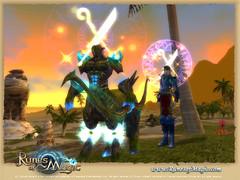 Les portes de l'Acropole : Compétence d'élite elfe
