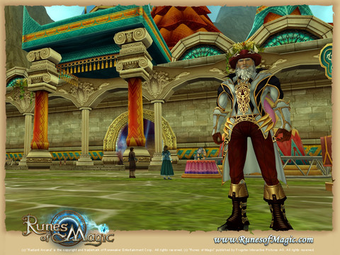 Runes of Magic - Runes of Magic : Chapitre IV, Land of Dispair