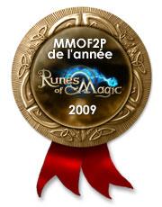 JOL d'Or 2009 : MMOF2P de l'année
