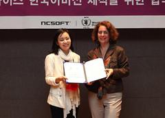 NCsoft lutte contre la faim dans le monde