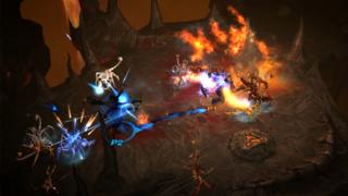 Diablo III sur Nintendo Switch