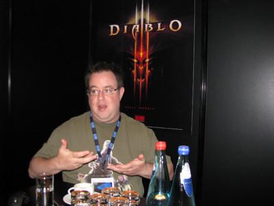Entrevue avec Jay Wilson, lead game designer de D3