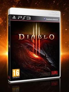 Diablo III sur PS3 disponible en précommande