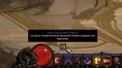 Un bonus pour l'anniversaire de Diablo III