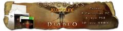 Des jeux Diablo 3 à gagner sur JeuxOnLine