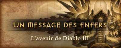Message des enfers : Avenir de D3