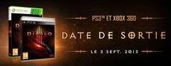 Diablo III le 3 septembre sur Playstation 3 et Xbox 360