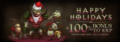 100% de bonus d'expérience ce week-end sur Diablo III
