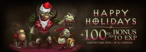 Reaper of Souls - 100% de bonus d'expérience ce week-end sur Diablo III
