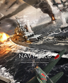 Logo de Navy Field