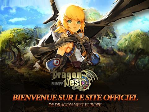Dragon Nest - Un site officiel pour Dragon Nest et une sortie européenne en décembre