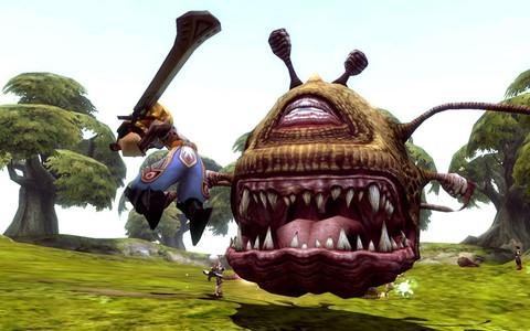 Dragon Nest - Eyedentity Games annonce Dragon Nest (en image et vidéo)
