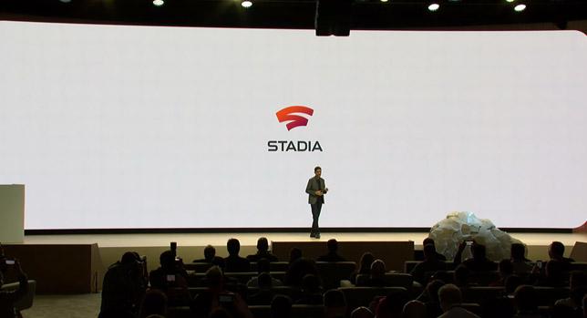 Google annonce Stadia, son service de