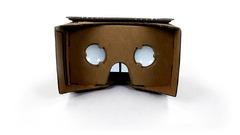 Cardboard, le casque de réalité virtuelle en carton de Google