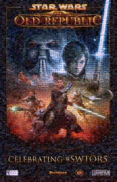 Star Wars The Old Republic fête son cinquième anniversaire