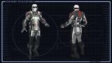 Armure agent imperial 3