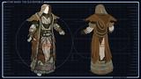 Tenue Jedi Consulaire 2