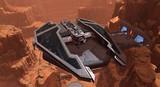 """Vaisseau """"Transport Impérial de classe Fury"""""""